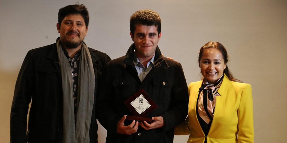 Cortometrajes de Chile y México obtuvieron los premios del concurso de inclusión 2019